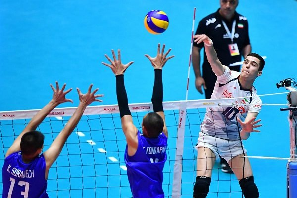 Iran starts Asian U18 Volleyball C'ships with victory