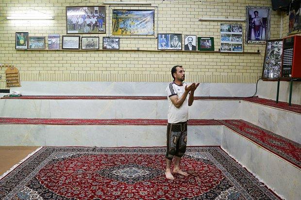 'Pahlevan Ali Mirza' Zurkhane in Hamedan