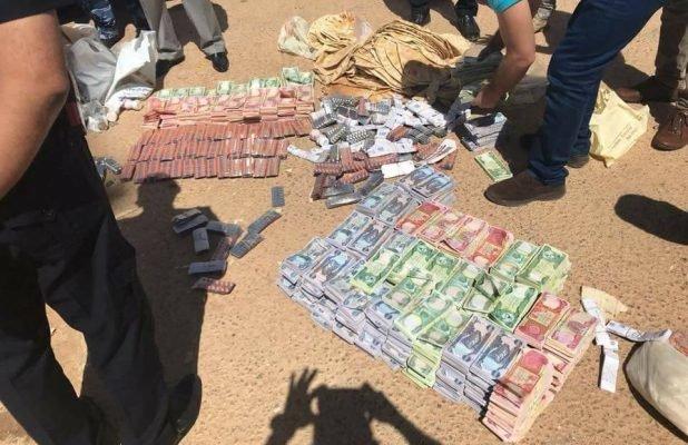 """العراق يضبط اكثر من نصف مليار دينار مهربة بـ""""ارغفة خبز"""" قادمة من الاردن"""