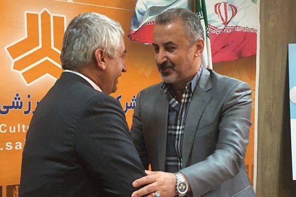 درویش: مدیرعاملی من در باشگاه پرسپولیس صحت ندارد