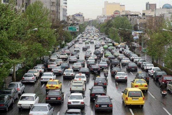 وضعیت ترافیکی جاده های کشور/ محورچالوس از ساعت ۱۵ یکطرفه می شود
