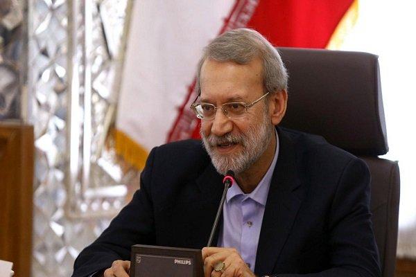 رئيس البرلمان الإيراني يثني على الدور الروسي في الاتفاق النووي