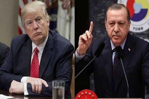 Erdogan urges Trump to give up misguided notions 'before it is too late'