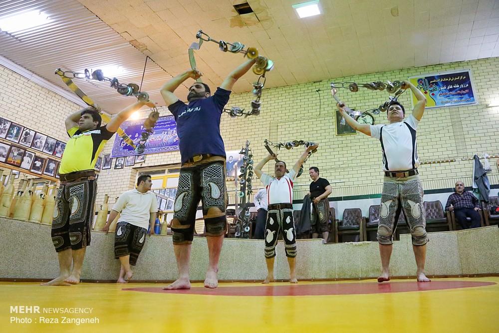 گودی مملو از مرام پهلوانی؛ ورزشی با 180 سال قدمت در همدان/زورخانههای جدید احداث شود