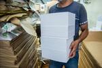 تصویب واردات ۱۱۴ میلیون دلار کاغذ/زنگ خطر برای روزنامهها