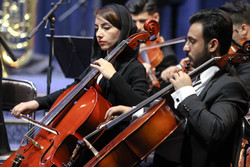 Fotoğraf: Tebriz Filarmoni Orkestrası'ndan büyük konser