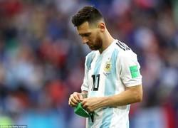 دیدار تیم های ملی فوتبال فرانسه و آرژانتین