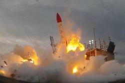 فلم/ جاپان کا خلائی راکٹ پرواز کے بعد دھماکے سے تباہ