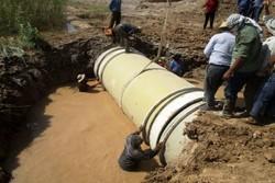 کار تعمیر خط انتقال غدیر در ایستگاه ام الدبس به تعویق افتاد