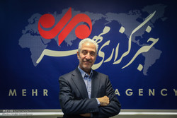 İran Bilim ve Araştırma Bakanı Mehr'de