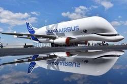 ایرباس هواپیمایی شبیه نهنگ سفید ساخت