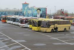 ۱۰۸هزار سفر از پایانههای مسافربری شهرداری قزوین انجام شد
