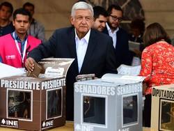 Fotoğraf: Meksika yeni devlet başkanını seçti