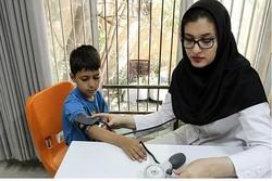 اجرای طرح سنجش سلامت نوآموزان بدو ورود به دبستان در همدان