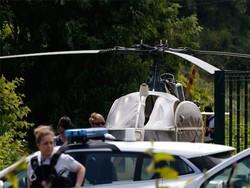 فرانس کا اہم گینگسٹر جیل توڑ کر ہیلی کاپٹر کے ذریعہ  فرار ہوگیا