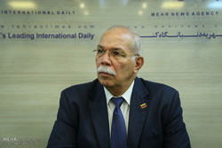 تہران میں ونزوئلا کے سفیر نے مہر نیوز ایجنسی کا دورہ کیا