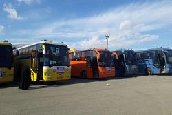 قطعات اتوبوس تولید داخل در حال ترخیص از گمرک هستند