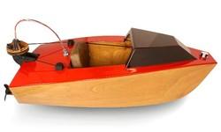 با این کیت در خانه قایق بسازید