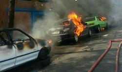 آتش سوزی گسترده در کارخانه مواد شیمیایی/ ۲۹ نفر مصدوم شدند
