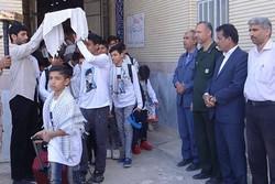 بسیجیان شهرستان دشتی به مناطق عملیاتی غرب کشور اعزام میشوند