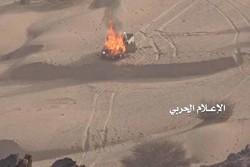 ناطق القوات الجوية اليمنية: العمليات الجوية للطيران المسير رسالة واضحة بأن المعادلة تغيرت