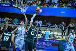 Fotoğraf: İranlı basketbolculardan ilk adımda büyük zafer