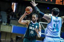 ایران کی قومی بسکٹبال ٹیم کی قزاقستان کی ٹیم پر فتح