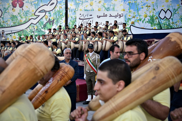 Mashhad hosts big event on Pahlevani, Zoorkhaneh rituals