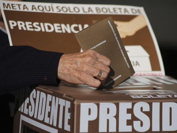 انتخابات ریاست جمهوری در مکزیک