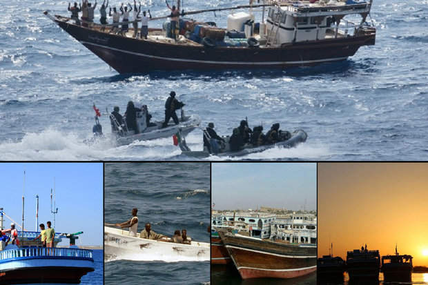 18 Iranian fishermen still in chain by terrorists in Somalia