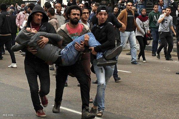 نهادهای حقوق بشری پاریس را به همکاری در سرکوب مردم مصر متهم کردند