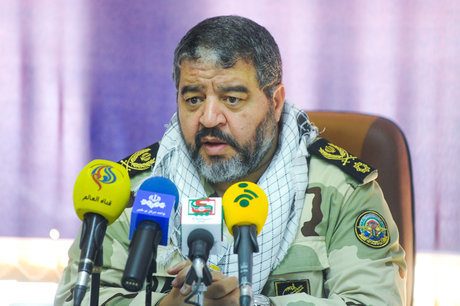 Iranian general blames drought on Israeli 'cloud theft'