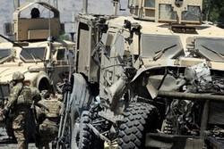 حمله طالبان به کاروان نیروهای خارجی در «لوگر»