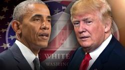 Obama- Trump