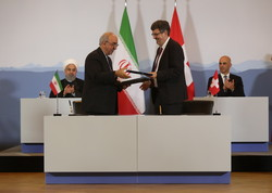 Iran, Switzerland ink 3 MoUs