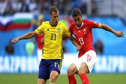 تیم ملی فوتبال سوئیس و سوئد