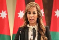 """تصفيق حماسي في البرلمان الاردني، بعد دوس علم """"إسرائيل"""""""