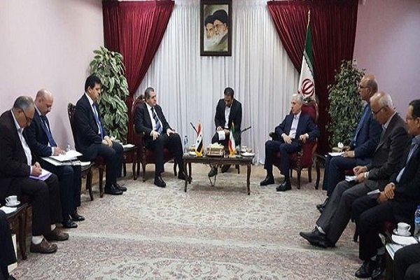 تعاون إيراني-سوري في مجال البحث العلمي المشترك