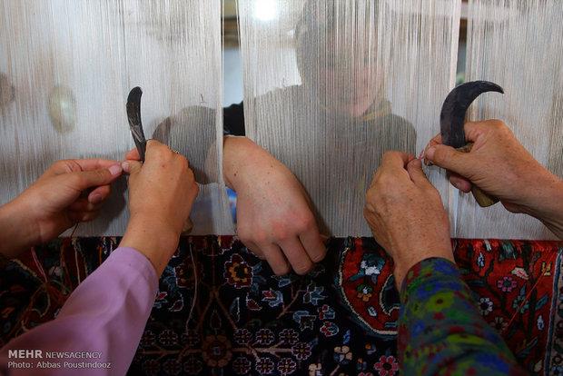 السجاد التركماني في ايران