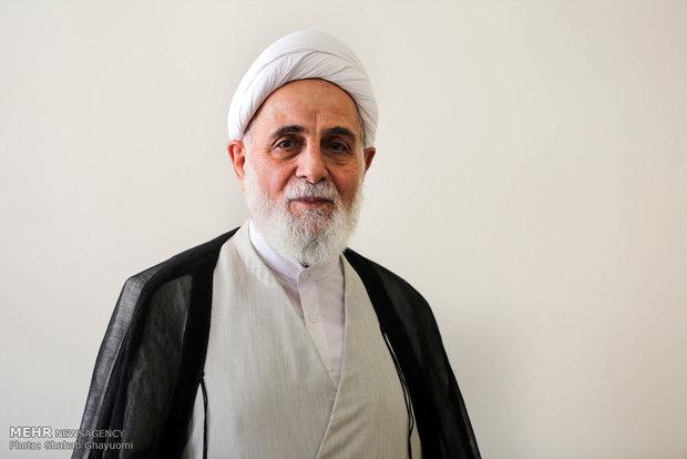 ناطق نوری به رئیسجمهور منتخب تبریک گفت