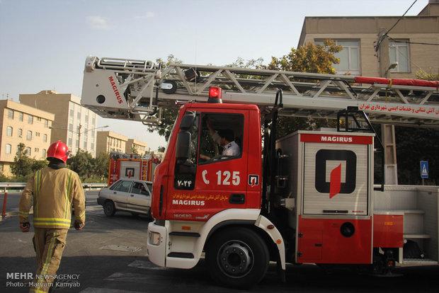 ۸۰ درصد تماس ها با سامانه ۱۲۵ سازمان آتشنشانی مزاحمت تلفنی است