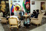 گفتگو با سفیر ونزوئلا