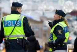 پلیس سوئد