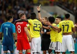 استونز: کلمبیا کثیف ترین تیمی است که تا به حال دیدهام!