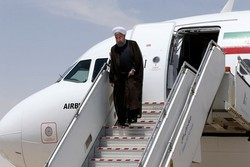 Rouhani in Vienna