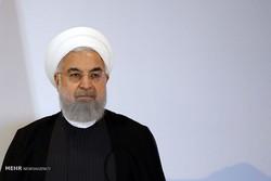 """روحاني يهنئ بإنجازات البعثة الرياضية الايرانية لدورة """"آسياد 2018"""""""