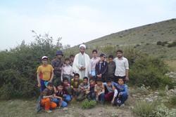 اوقات فراغت شاهرود - بوستان معرفت - کراپشده