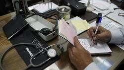 هزاران پزشک از چرخه درمان فاصله گرفته اند