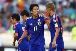 خداحافظی دو بازیکن از تیم ملی فوتبال ژاپن