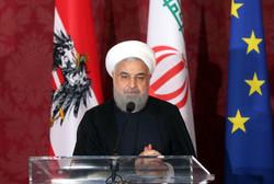 الرئیس روحانی: استمرار الاتفاق النووی رهن بتوازن تعهدات الطرفین